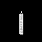 Zilveren graveer bar hanger met gratis gravure