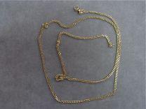 Doublé collier model gourmet 50 cm, 2 mm