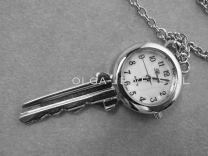 Hanghorloge van sleutel