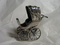 Kinderwagen klassiek model