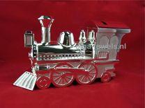 Locomotief spaarpot groot