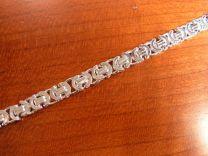 Platte koningsschakel 5,3 mm 20 cm