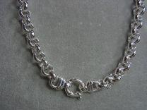 Jasseron collier 12 mm 50 cm