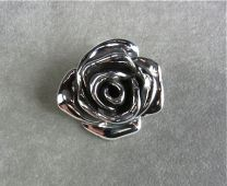 Roos broche 3,5 cm