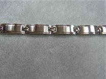 Stalen armband nr 6. 21 cm