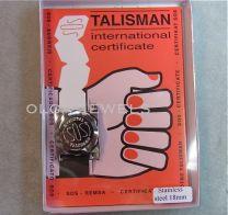 SOS Talisman voor horlogeband 18 mm