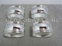 Vingerdoek / kleine servet ringen