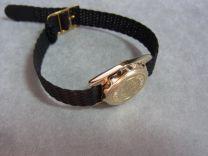 Doublé SOS talisman met nylon horlogeband