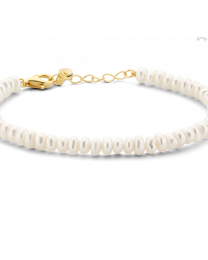 Zoetwater parel armband verstelbaar